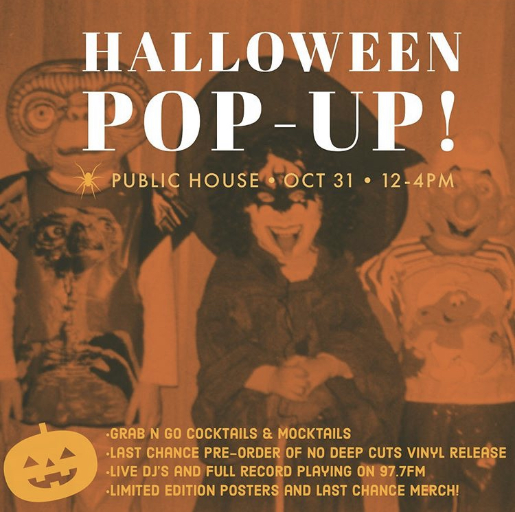 Halloween Pop-Up! at Public House