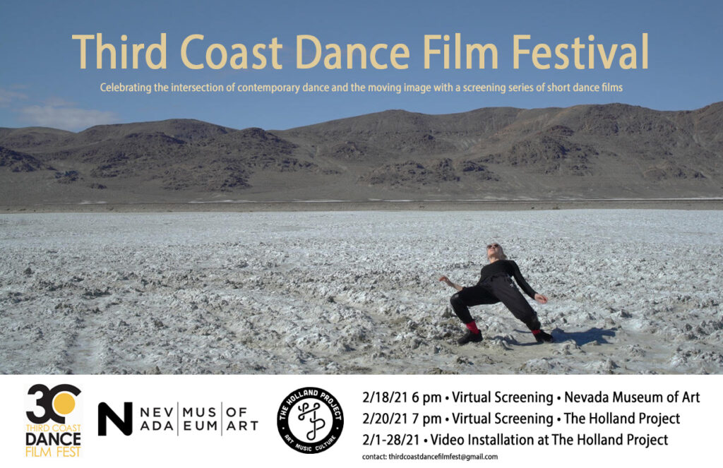 Third Coast Dance Film Festival – Screening
