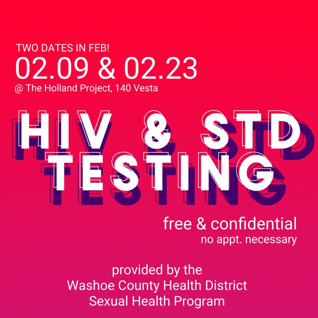 Free HIV/STD Testing