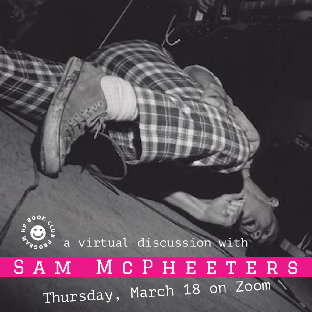 Discussion with Sam McPheeters