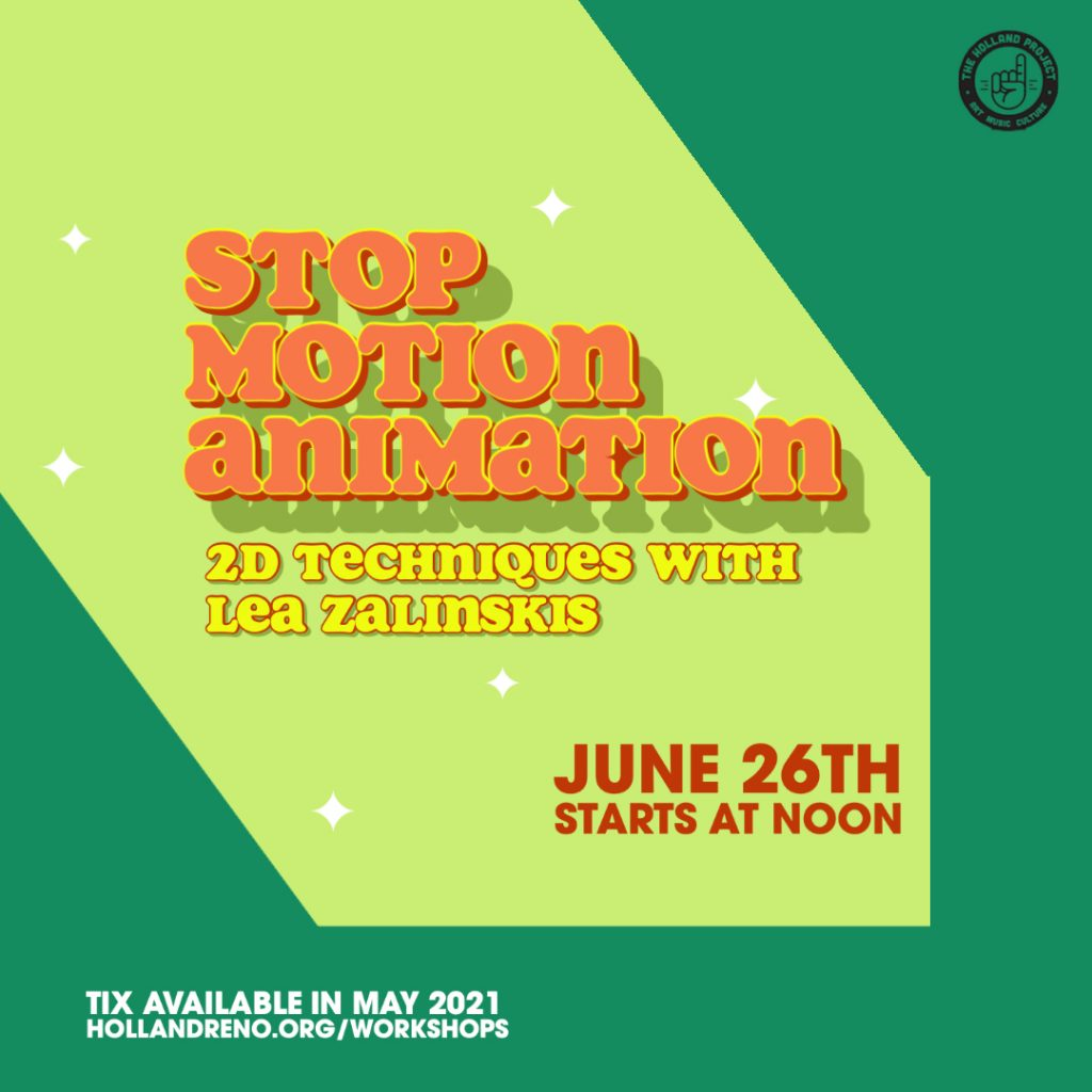 By the Seat of Your Pants: Getting Started with Stop Motion Animation